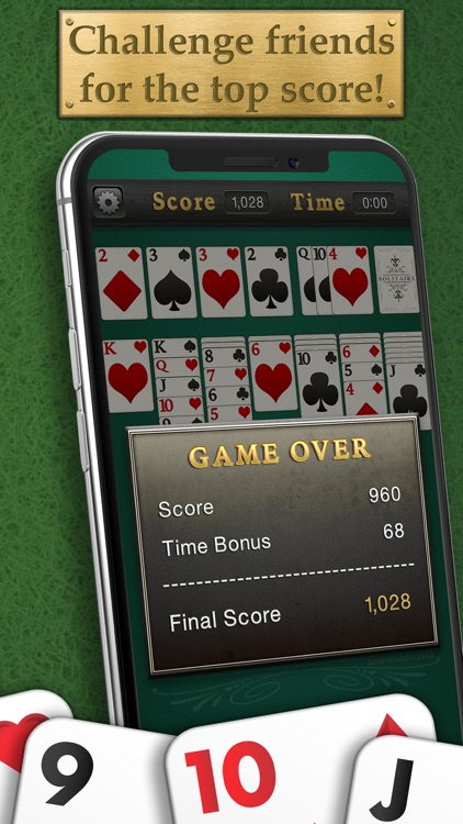 Solitaire Boss: Play for Cash screenshot-4