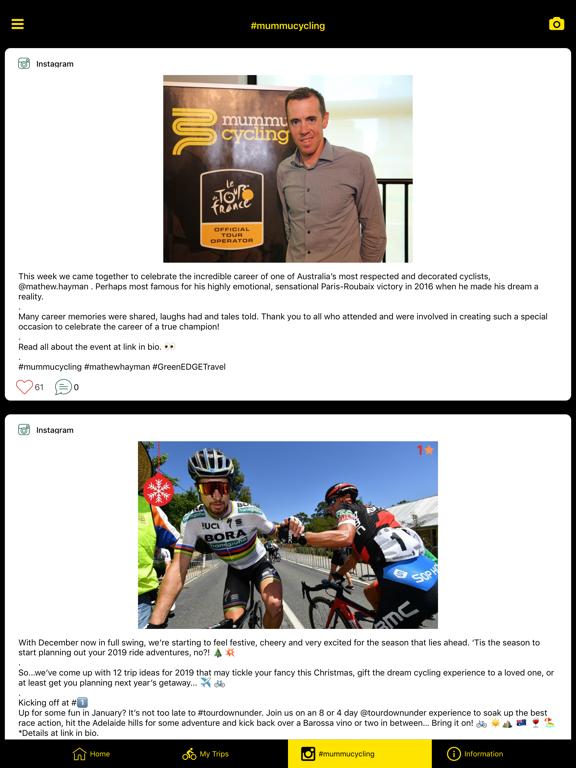 Mummu Cycling screenshot 7