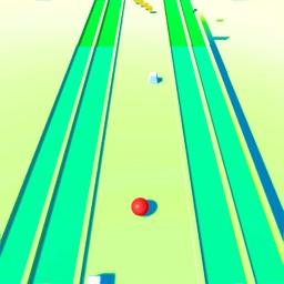 Run red ball