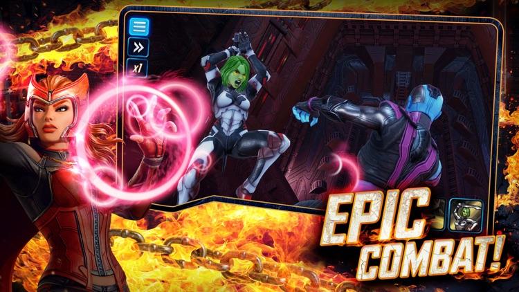 MARVEL Strike Force: Squad RPG screenshot-3