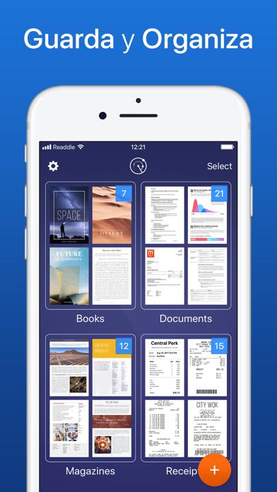 Screenshot for Scanner Pro in Ecuador App Store