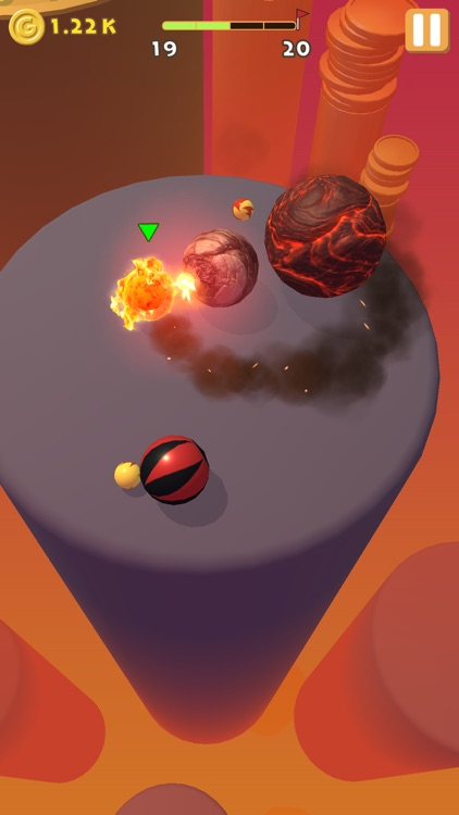 Ball Action screenshot-0
