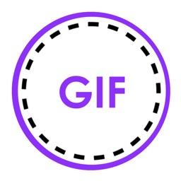 Photo GIF Overlay