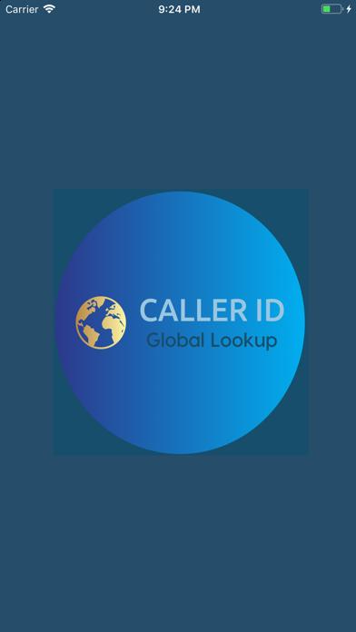 Caller-ID Screenshot