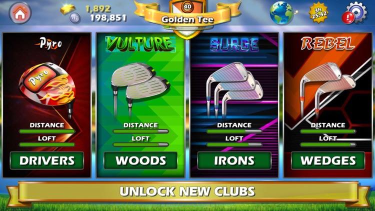 Golden Tee Golf screenshot-5