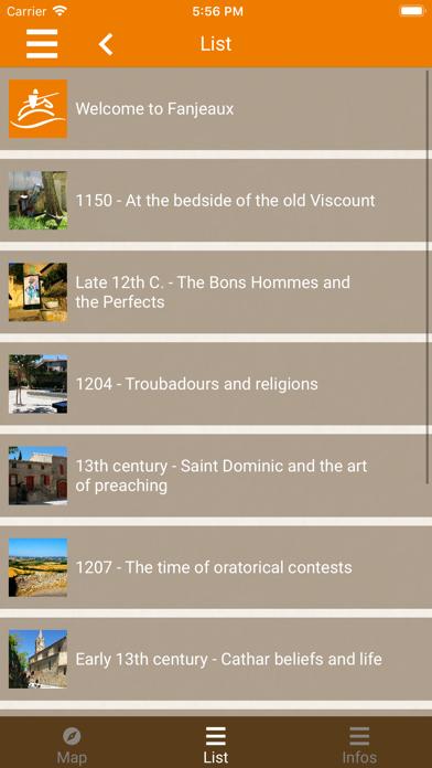 Au Cœur des Collines Cathares screenshot 5