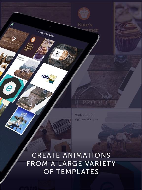 Lo-Op - Create animated videos Screenshots