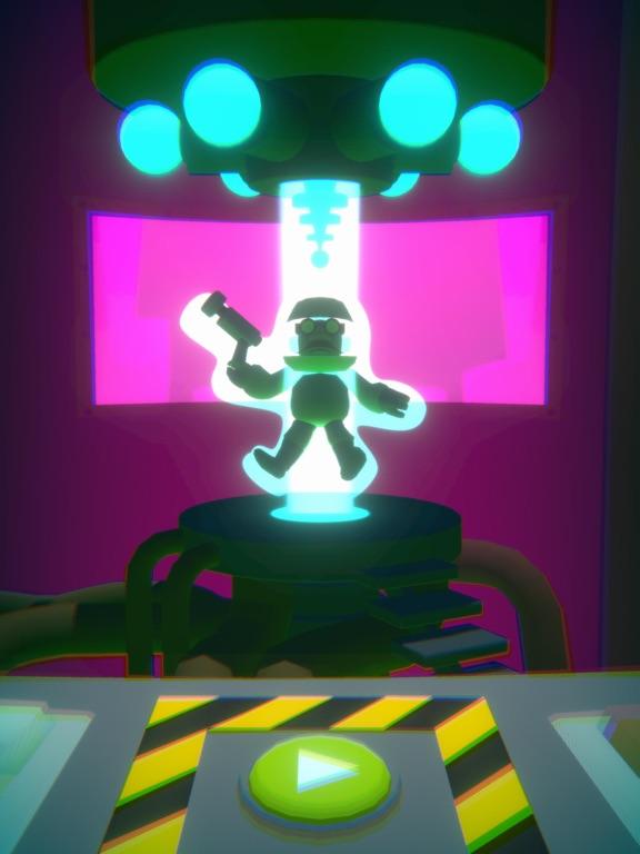 Radiation Runner screenshot 5