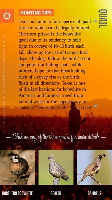 TX Parks & Wildlife magazine Screenshot