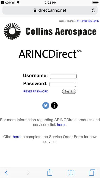 ARINCDirect Mini screenshot-6