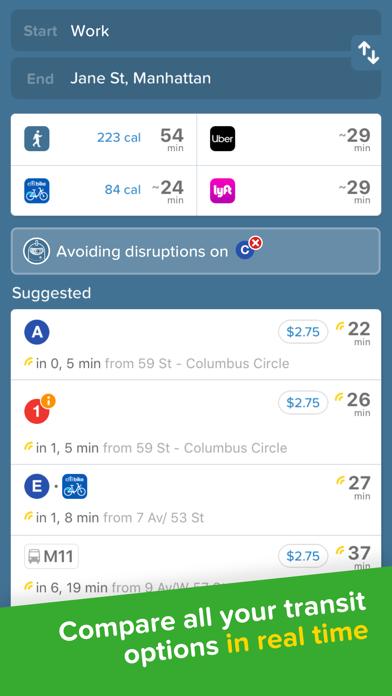 Citymapper - the Ultimate Transit App screenshot