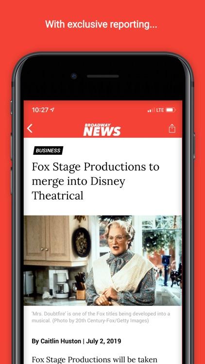 Broadway News screenshot-3