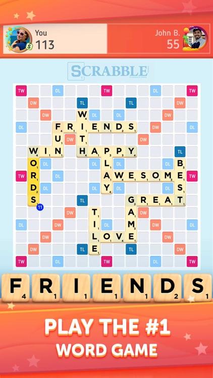 Scrabble® GO - New Word Game screenshot-0