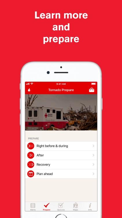 Tornado: American Red Cross screenshot-3