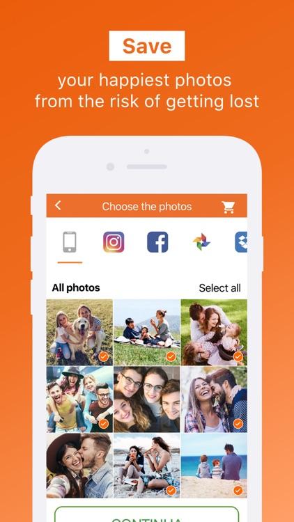 PhotoSì: Photobooks and prints screenshot-3