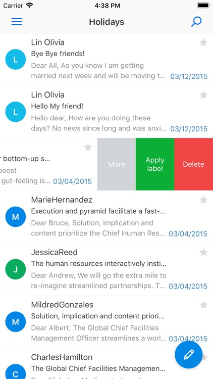Synology MailPlus screenshot-3