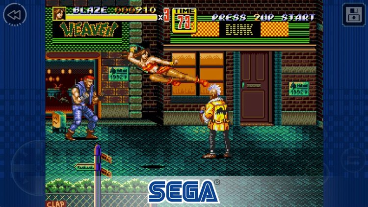 Streets of Rage 2 Classic screenshot-3