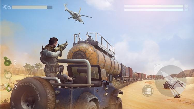 Cover Fire: Shooting Games 3d screenshot-3