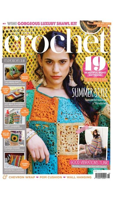 Inside Crochet Magazine Screenshot