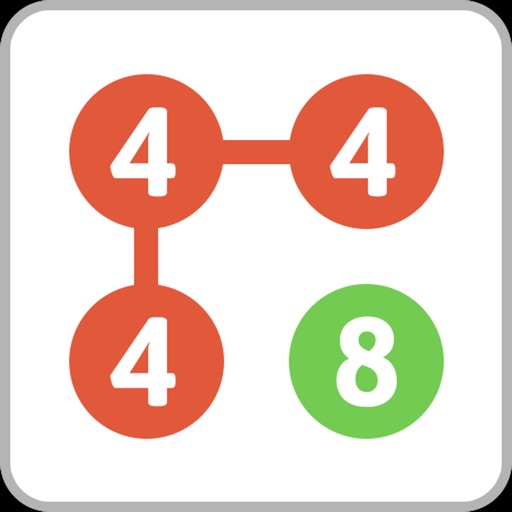 Connect Merge - number puzzle