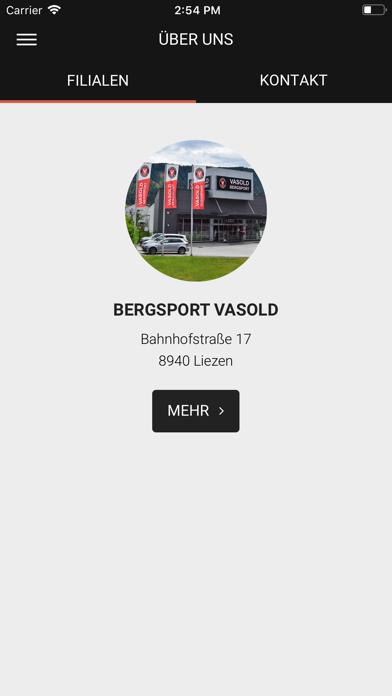Sport Vasold screenshot 5
