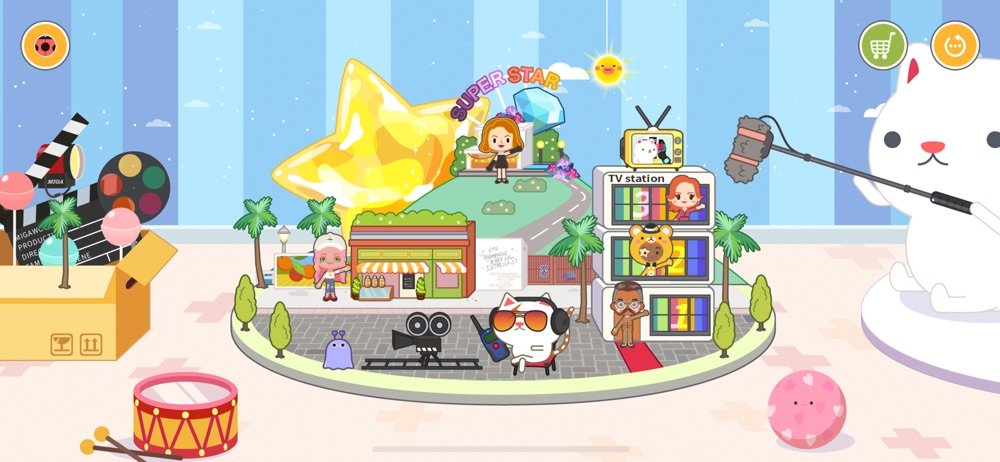 Miga Town : Game & TV Shows