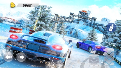 Extreme Snow Car Winter Drive screenshot 2