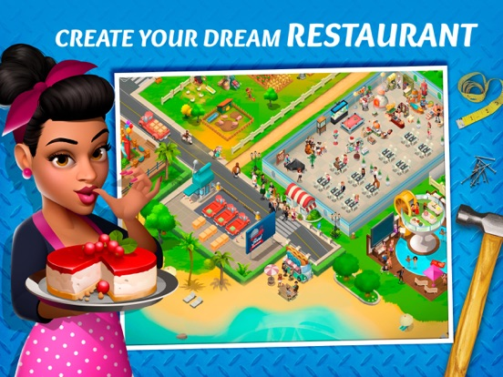 Tasty Town - The Cooking Game screenshot 10