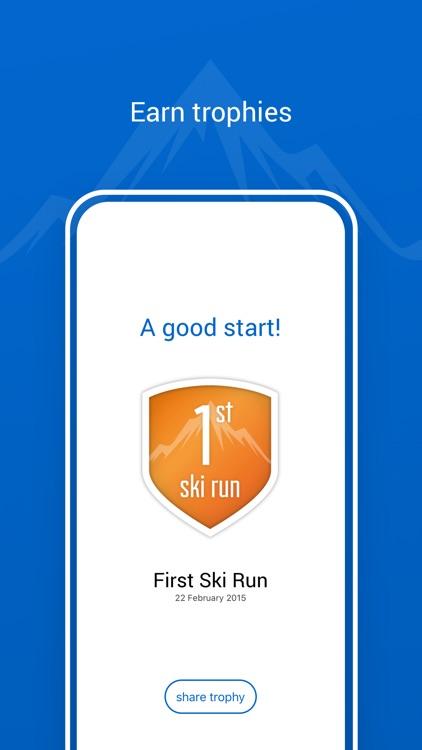 Ski run - ski/snowboard screenshot-5
