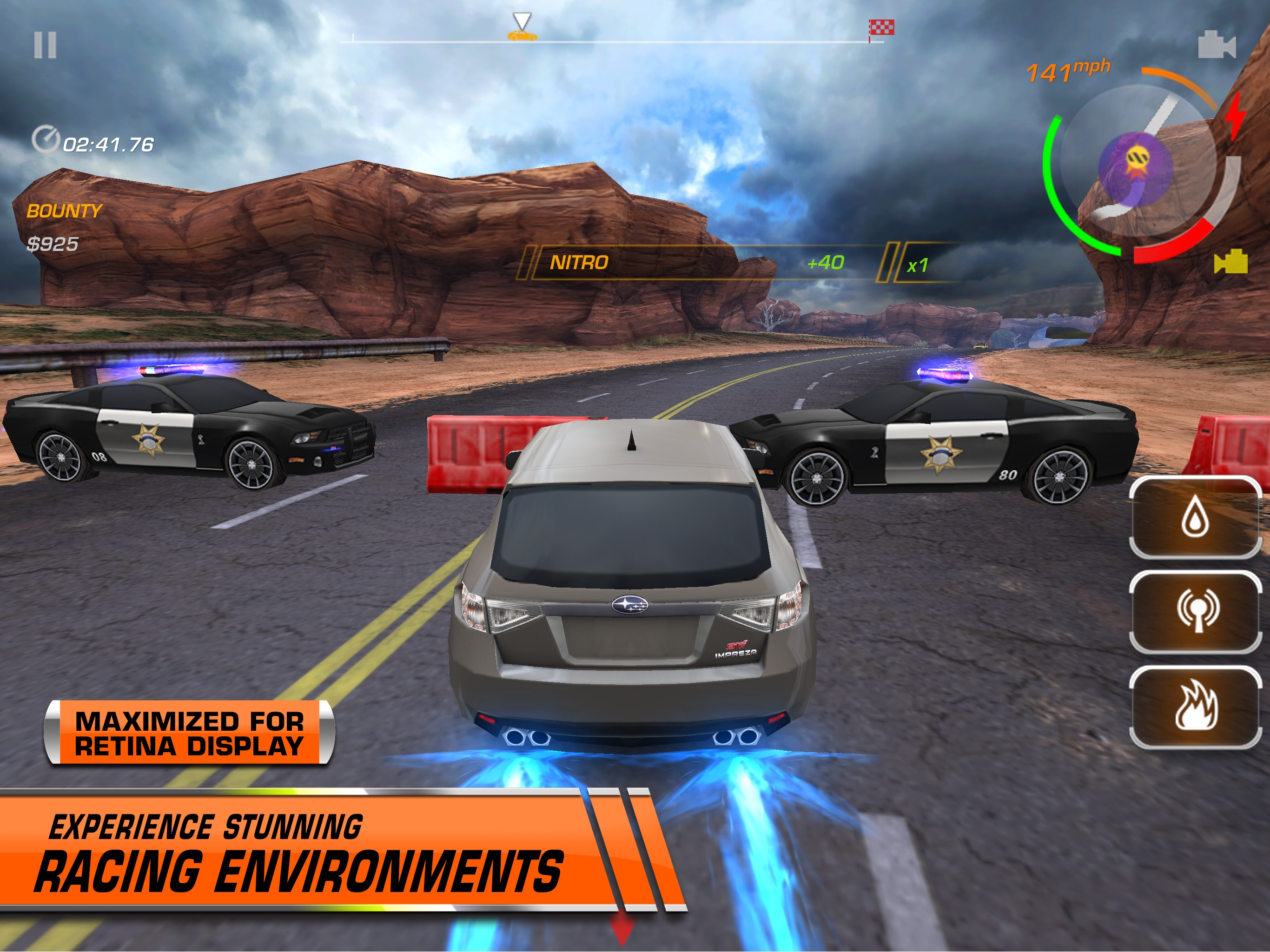 Need for Speed  Hot Pursuit HD Screenshot