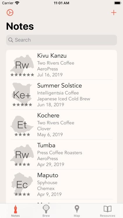 Press Coffee screenshot-3