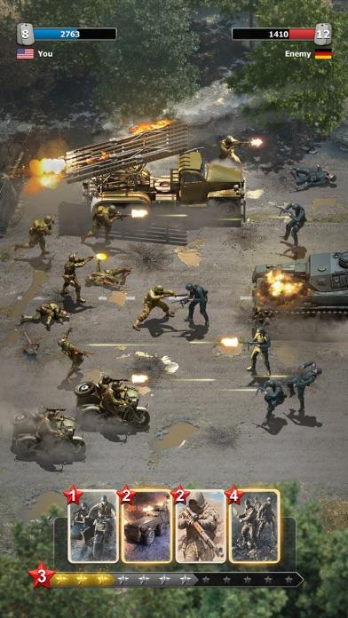 World War 2 - Online Strategy Screenshot 3