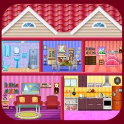 House Decorating Fun Game