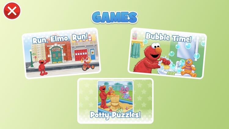 Potty Time with Elmo screenshot-3