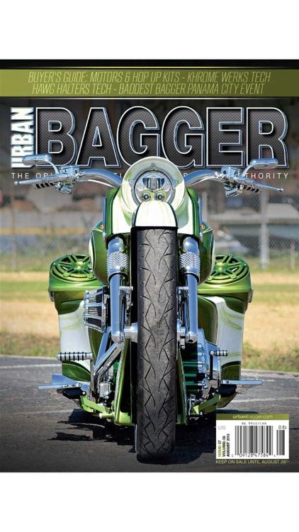 Urban Bagger screenshot-8