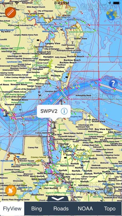 NOAA Buoys - Charts & Weather screenshot-4