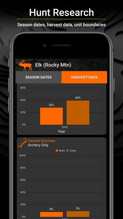 BaseMap: 3D Hunting GPS Maps screenshot-8