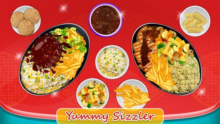 Sizzler Food Maker screenshot-3