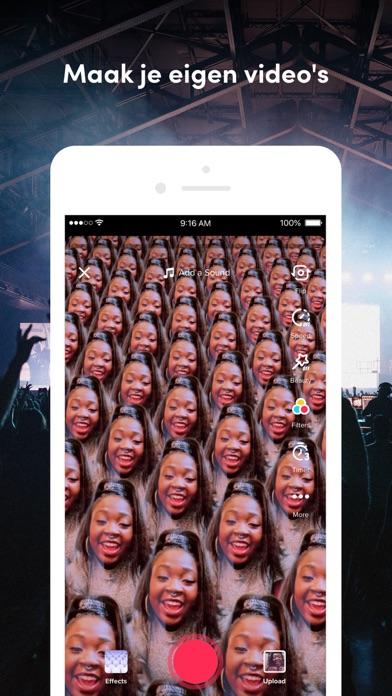 Screenshot for TikTok - Maak je dag goed in Netherlands App Store
