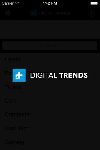 Digital Trends Video - náhled