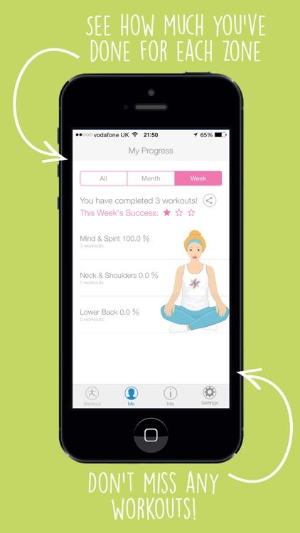 WellMama Yoga For Mums PRO screenshot-4