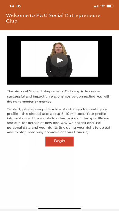 Social Entrepreneurs Club screenshot 4