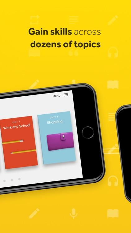 Rosetta Stone: Learn Languages screenshot-3
