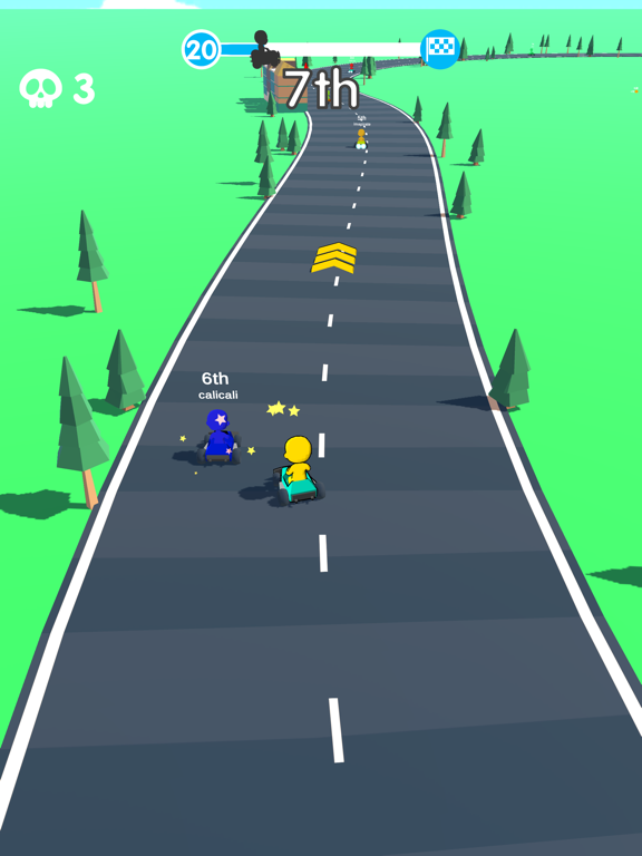SuperKart.io screenshot 11