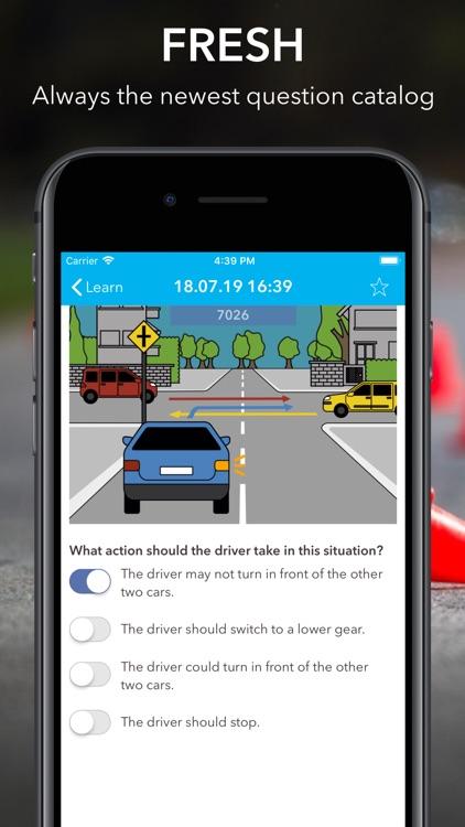 iTheory Driver Theory Test screenshot-3