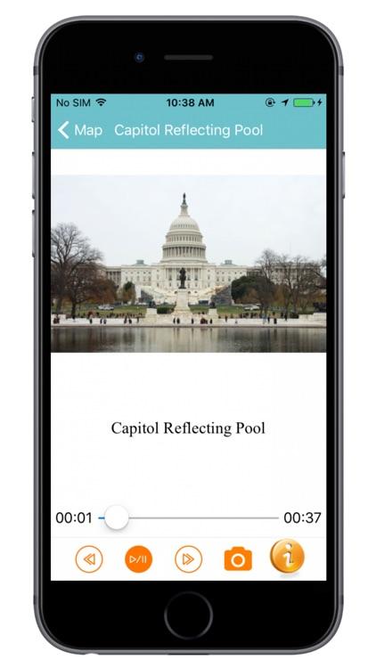 Washington DC - Walking Tour screenshot-3