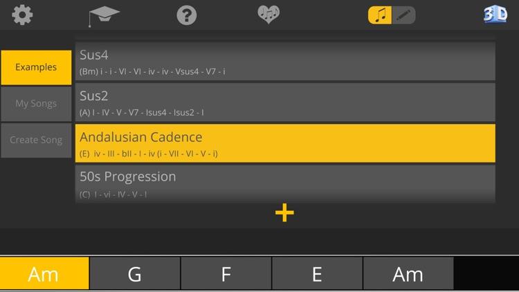Guitar 3D - Basic Chords screenshot-3