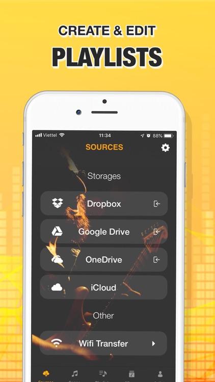 Music apps : Offline Music screenshot-4