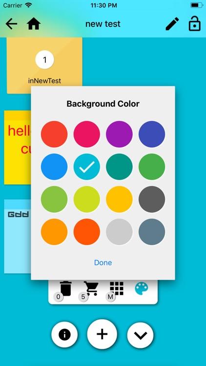 Sticky Notes + Widget screenshot-3