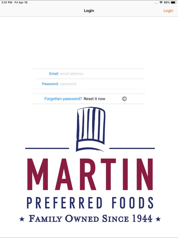 Screenshot #4 pour Martin Mobile Orders